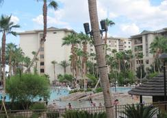 Suites at Tahiti Village Resort and Spa - Las Vegas - Building