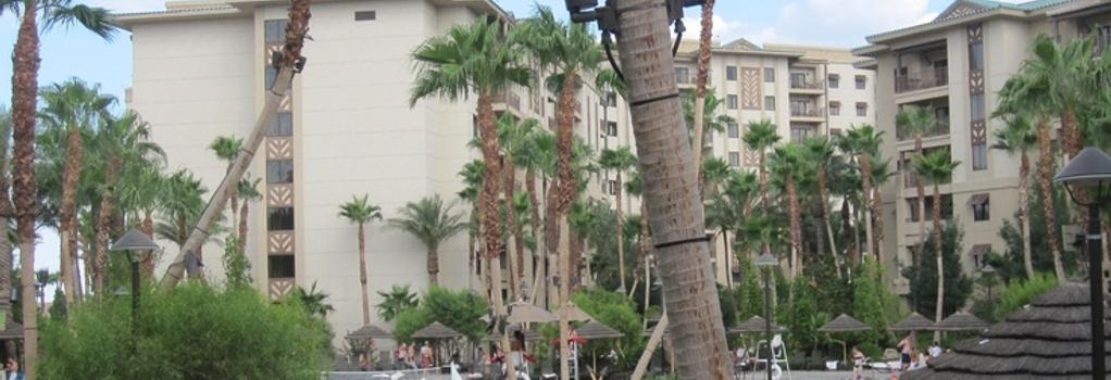 Suites at Tahiti Village Resort And Spa - Las Vegas - Building