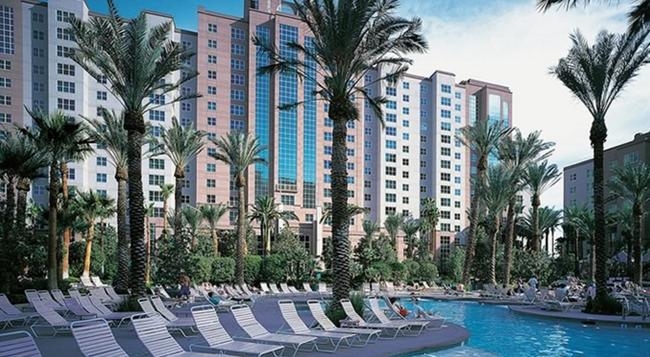 Hilton Grand Vacations at the Flamingo - Las Vegas - Building