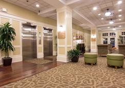Cavalier Inn At The University of Virginia - Charlottesville - Lobby