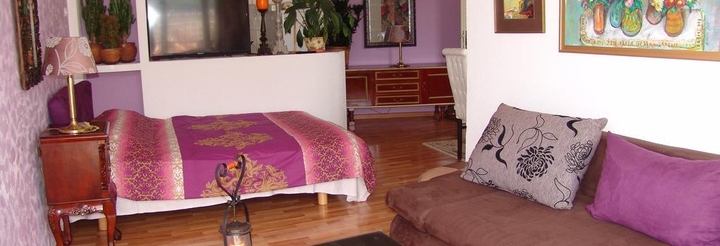 Villa Stefanija - Ohrid - Bedroom