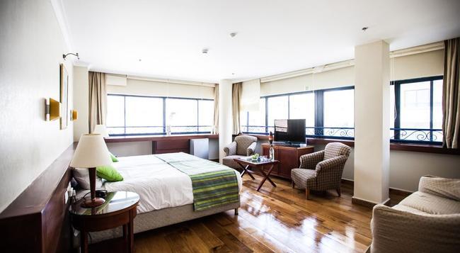 Shani Hotel - Jerusalem - Bedroom
