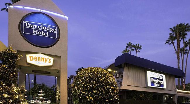Travelodge Hotel At Lax Los Angeles Intl - Los Angeles - Building
