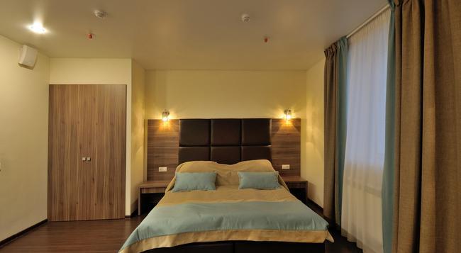 Yamskoy Hotel - Moscow - Bedroom