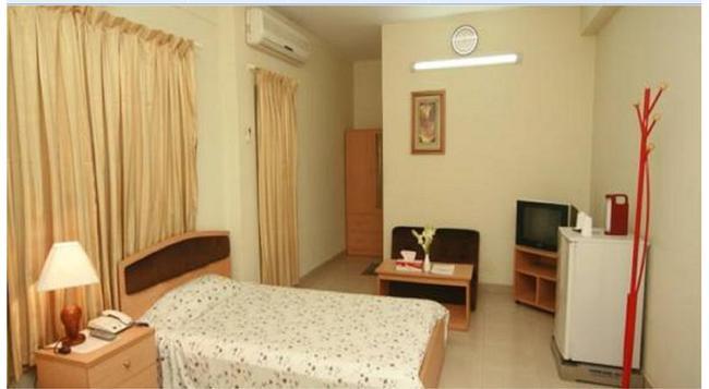 The Royal Garden Hotel - Dhaka - Bedroom
