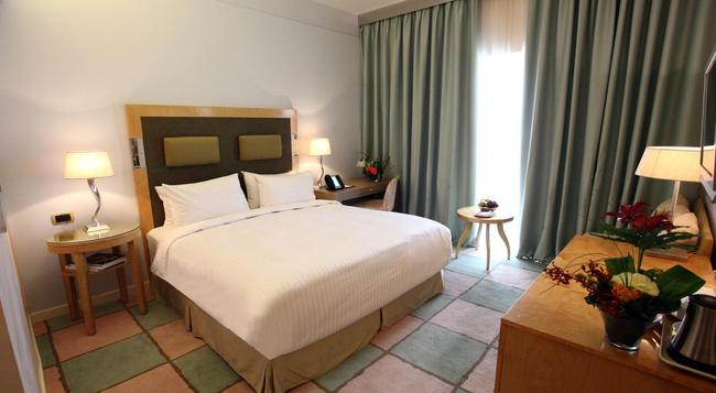 Riviera Hotel Beirut - Beirut - Bedroom