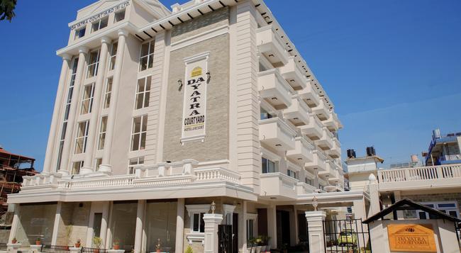 Hotel Da Yatra - Pokhara - Outdoor view
