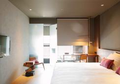 Home Hotel Da An - Taipei - Bedroom