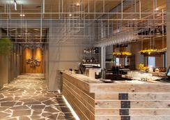 Home Hotel Da An - Taipei - Restaurant