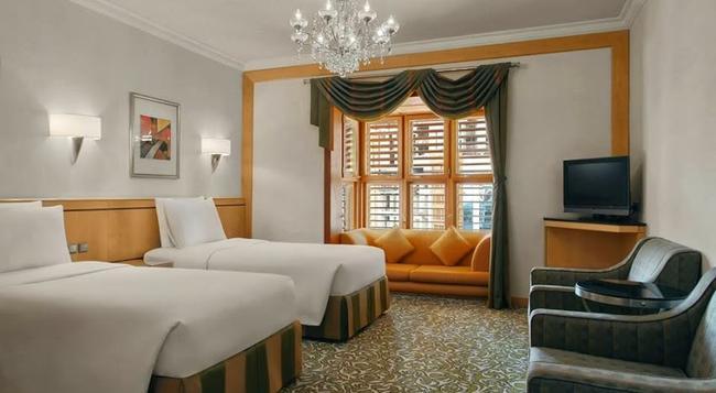 Makkah Hilton Towers - Mecca - Bedroom