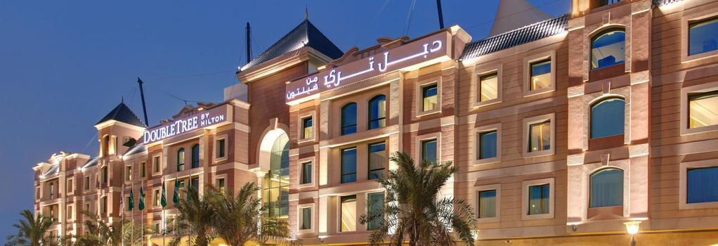 DoubleTree by Hilton Hotel Riyadh - Al Muroj Business Gate - Riyadh - Building