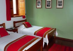 B&B-Hotel Pension Alemana - Cusco - Bedroom