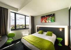 Hôtel Athena Spa - Strasbourg - Bedroom
