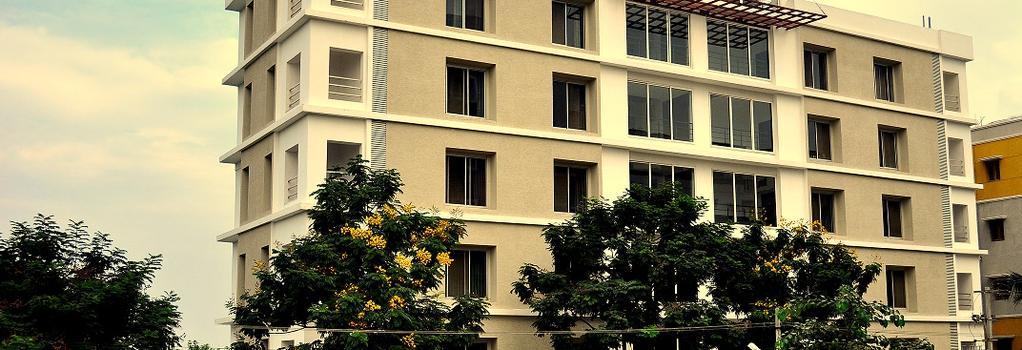 The Palazzo - Hyderabad - Building