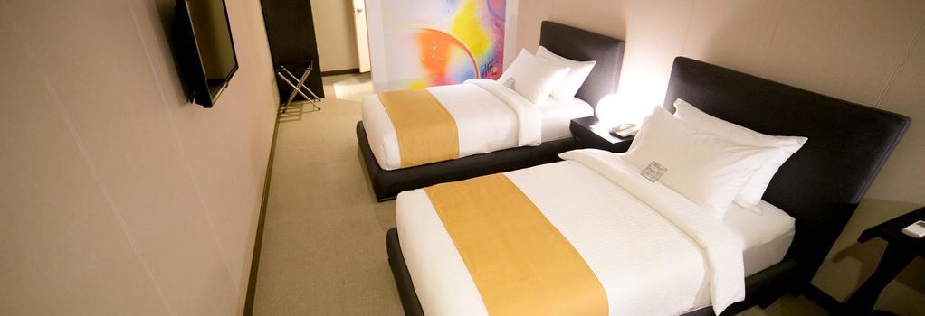 The Hotel at Green Sun - Manila - Bedroom