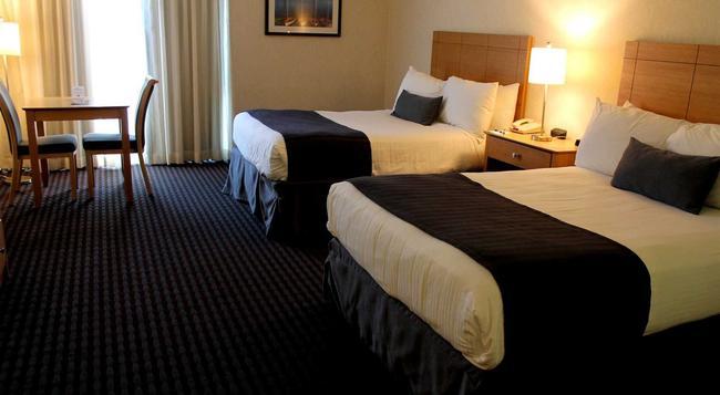 The Midtown Hotel - Boston - Bedroom