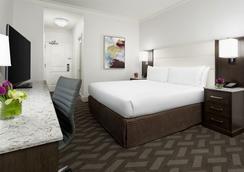 Boston Park Plaza - Boston - Bedroom