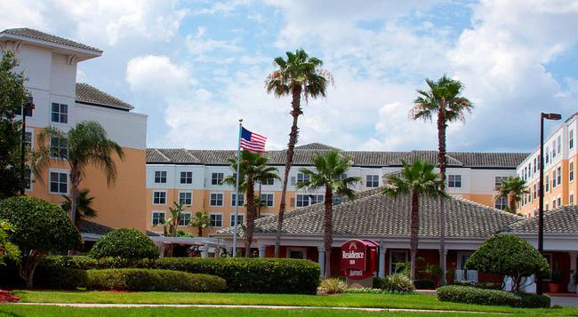 Residence Inn Orlando Lake Buena Vista - Orlando - Building