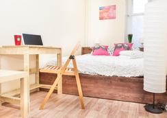 Hostel on Pyatnitskaya - Moscow - Bedroom