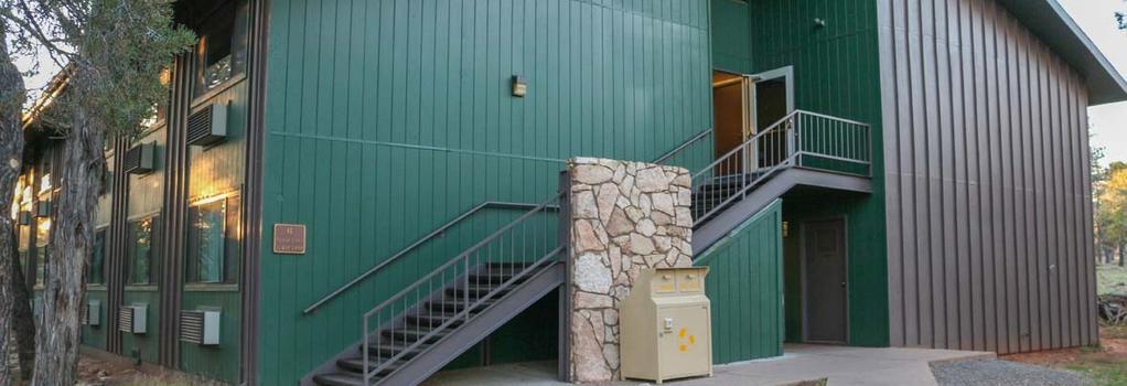 Yavapai East Lodge - Grand Canyon Village - Building