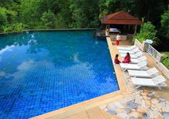 Comsaed River Kwai Resort - Kanchanaburi - Pool