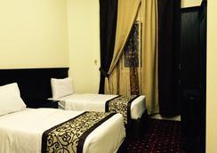 Z Ajyad Hotel - Mecca - Bedroom