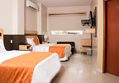 Hotel Corona Real - Guayaquil - Bedroom