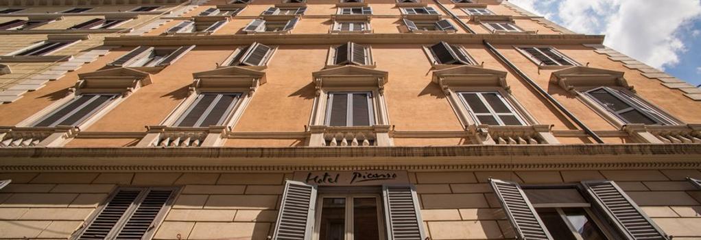 B&B Pablo - Rome - Building