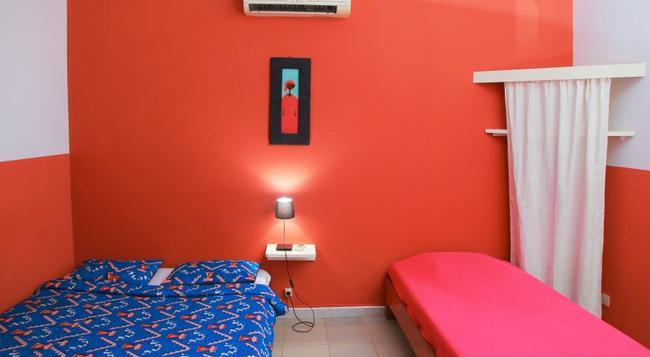 Hotel du Phare - Dakar - Bedroom