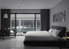 S Ratchada Leisure Hotel - Bangkok - Bedroom