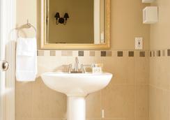Le Saint-Pierre, Auberge Distinctive - Québec City - Bathroom