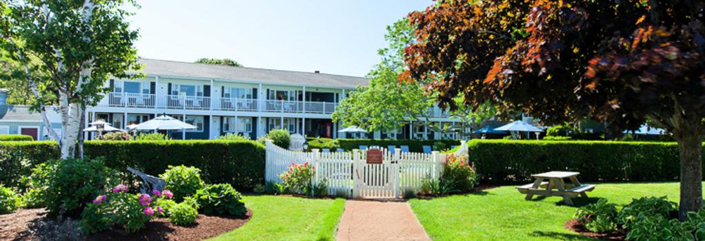 Seaglass Inn & Spa - Provincetown - Building
