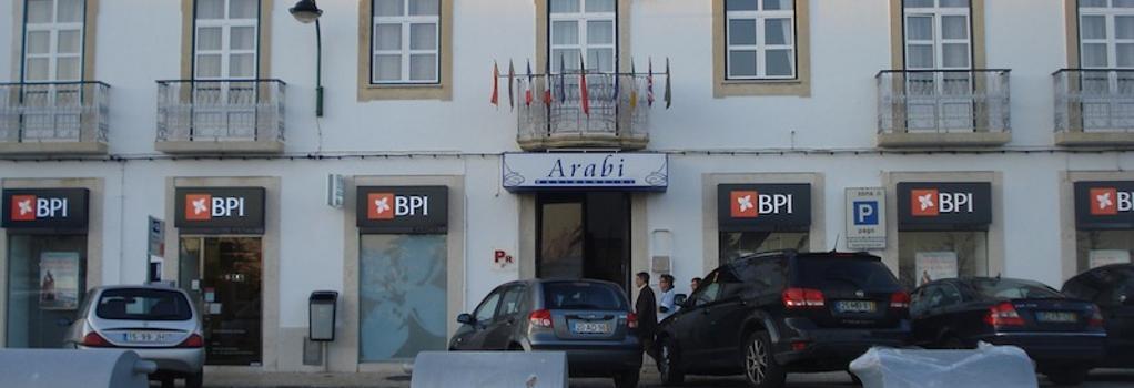 Residencial Arabi - Portimão - Building
