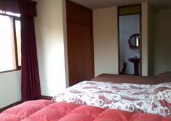 Hostal Victor - Lima - Bedroom