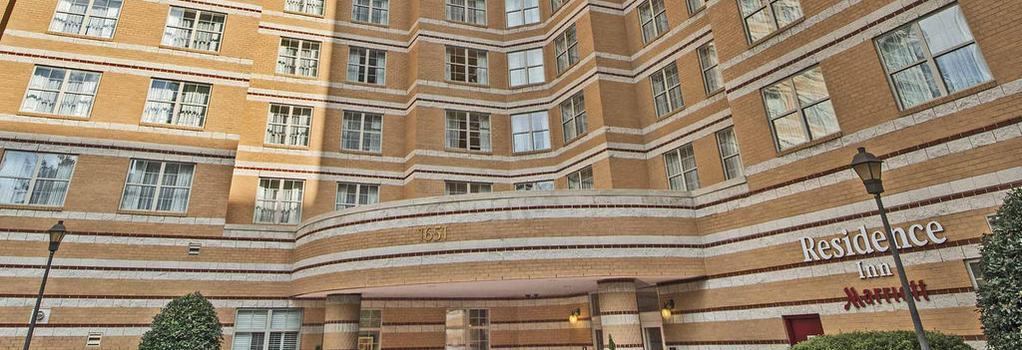 Residence Inn by Marriott Arlington Rosslyn - Arlington - Building