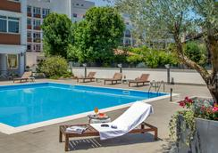Hotel Capannelle - Rome - Pool