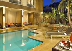 Courtyard by Marriott San Diego Mission Valley Hotel Circle - San Diego - Pool