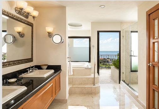 Marriott Cancun Resort - Cancún - Bathroom