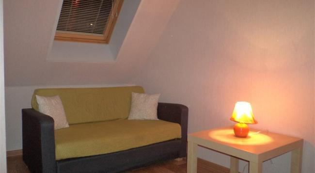 Green Point Hostel - Kazan - Bedroom
