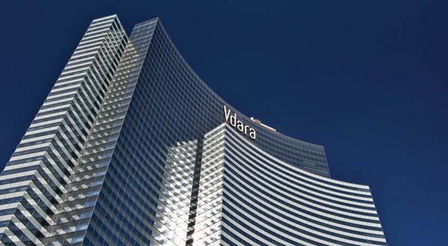 Jet Luxury at the Vdara Condo Hotel - Las Vegas - Building