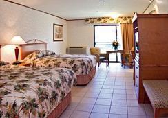 Garden Vista Hotel - Palm Springs - Bedroom