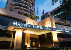 Majestic Hotel Tower - Dubai - Building