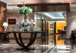 Majestic Hotel Tower - Dubai - Lobby
