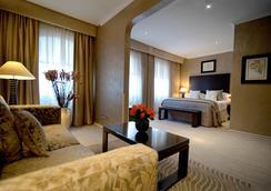 Beaufort Hotel - London - Bedroom
