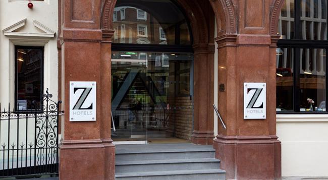 The Z Hotel Shoreditch - London - Building