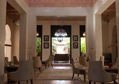 Tigmiza Suites & Pavillons - Marrakesh - Lounge