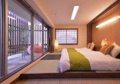Hana Hotel - Kyoto - Bedroom