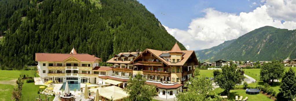 Hotel Edenlehen - Mayrhofen - Building