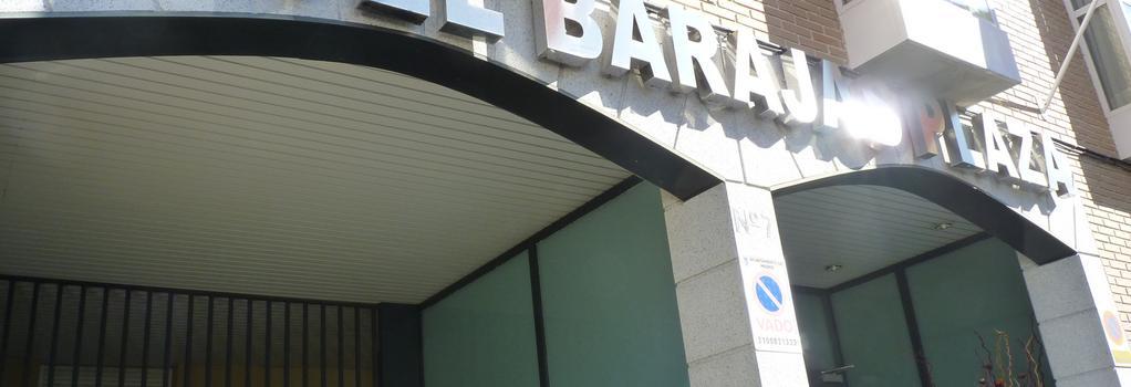 Hotel Barajs Plaza - Madrid - Building