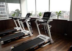 Thang Long Opera Hotel - Hanoi - Gym